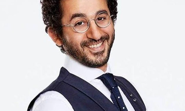 Ahmed Helmy - Ahmed Helmy official Facebook page.