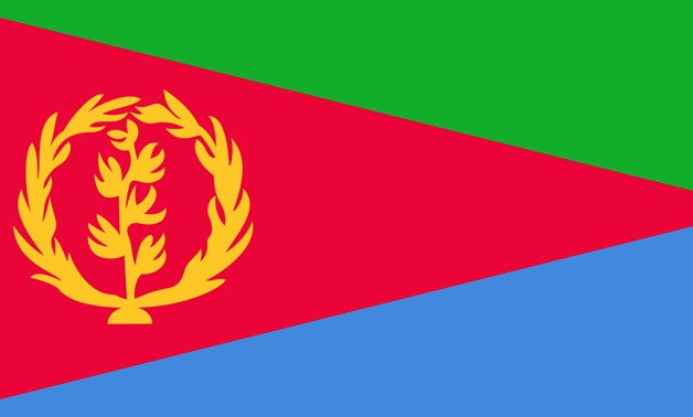 Flag of Eritrea - Wikepedia