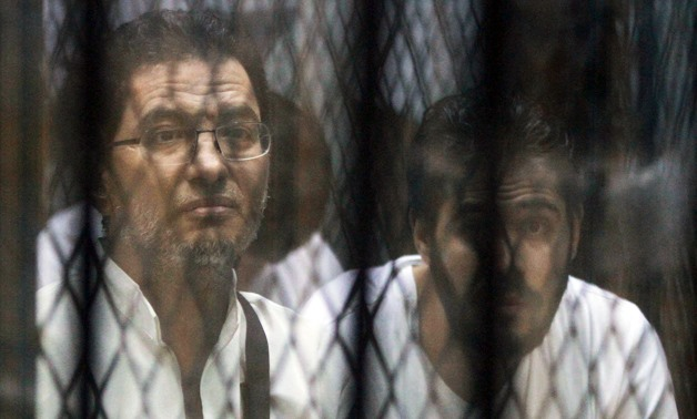 Abdullah Shehata, the economic adviser of former Brotherhood-oriented president Mohamed Morsi during the trial on July 5, 2018 – Egypt Today/Ahmed Maarouf