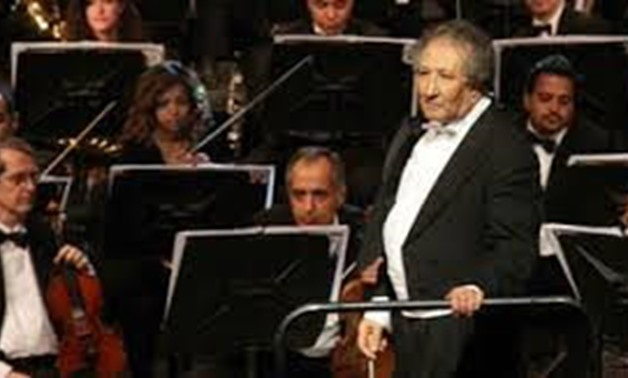 Maestro Ahmad al Saeedi - Egypt Today.