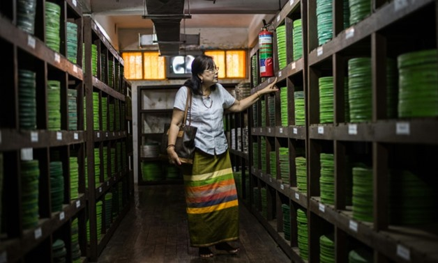 """The survival of Myanmar's earliest film still in existence, """"Mya Ga Naing"""" (The Emerald Jungle), and its rise to international acclaim is perhaps as unlikely a feat as its lead role's triumph over pythons and bandits with his bare hands."""