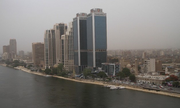 Overview of the Nile River, Cairo - Hassan Mohamed/Egypt Today