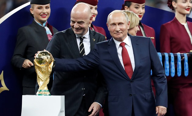 Russia to extend soccer fans' visa-free regime to end of 2018