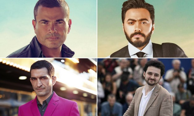 All you need to know about the Egyptian artists on Forbes' list