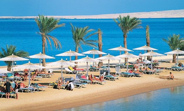 Hurghada beach - Reuters