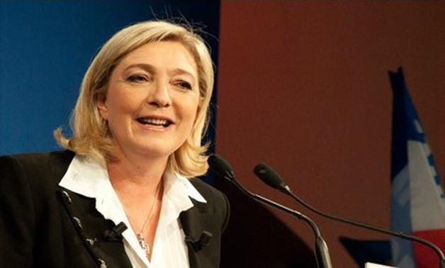 Defeated French presidential candidate Marine Le Pen_Wikimedia Common