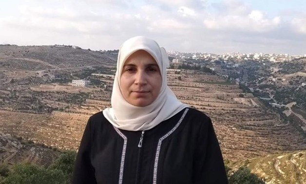 FILE – Palestinian journalist and writer Lama Khater – Courtesy of Khater's family