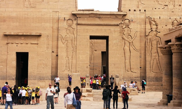 Philae Temple - Aswan - Egypt/ Mohamed Fawzy