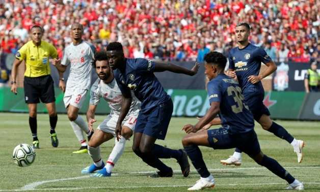 Liverpool finished up their US exhibition swing with a 4-1 win over Manchester United and now head back to Merseyside