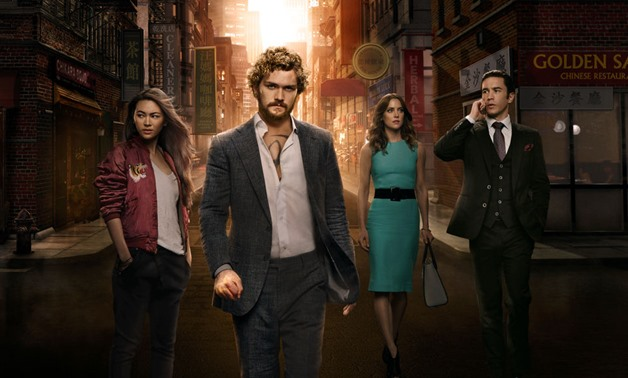 Marvel's Iron Fist - Netflix official site