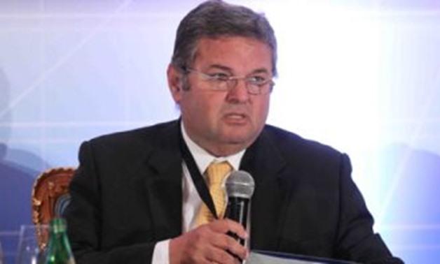 FILE - Minister Hesham Tawfik