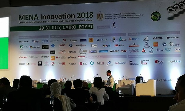 Egypt's MENA Innovation 2018 conference - The official Facebook page of the British Embassy in Cairo