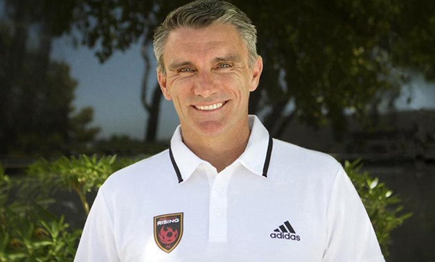 Al-Ahly new head coach Patrice Carteron – Photo courtesy of Al-Ahly's official website