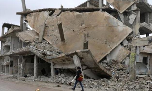 Despite tensions, Russia seeks U.S. help to rebuild Syria - AFP