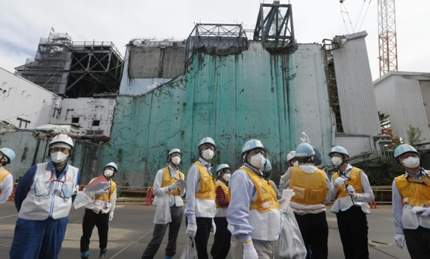 Officials have been gradually trying to rebrand the Fukushima nuclear plant, bringing in school groups, diplomats and other visitors