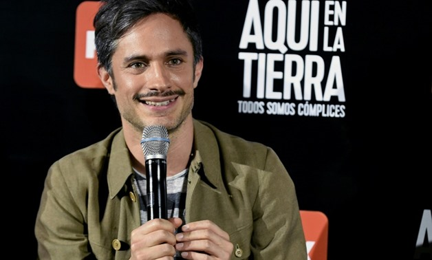 Mexican actor Gael Garcia Bernal is to star in one of Youtube's new Spanish-language series.