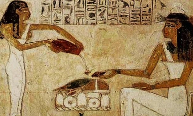 Paintings from ancient Egypt - Wikipedia
