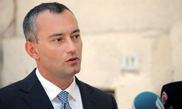 The United Nations envoy for Middle East peace Nickolay Mladenov -  Reuters