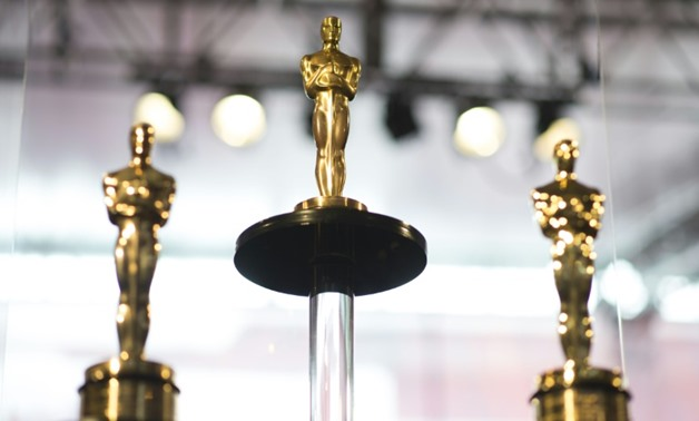 "There will soon be a new Oscar statuette up for grabs -- ""best popular film""-AFP/File / Valerie MACON"