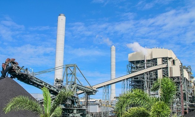Malaysia's Manjung coal-fired power plant - File photo/Official website