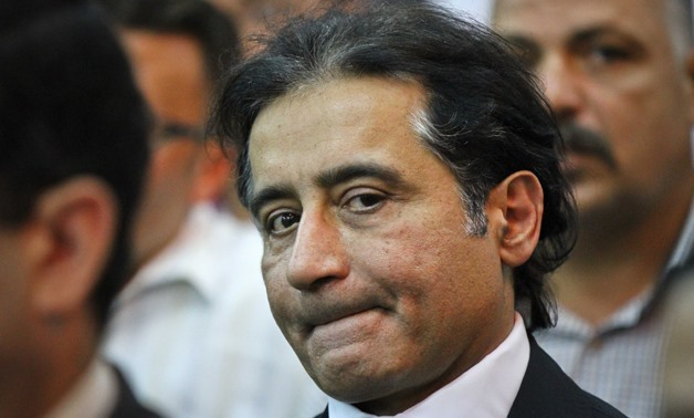 FILE- Egyptian steel tycoon Ahmed Ezz during his retrial before the State Council over corruption charges- Egypt Today/Amr Moustafa