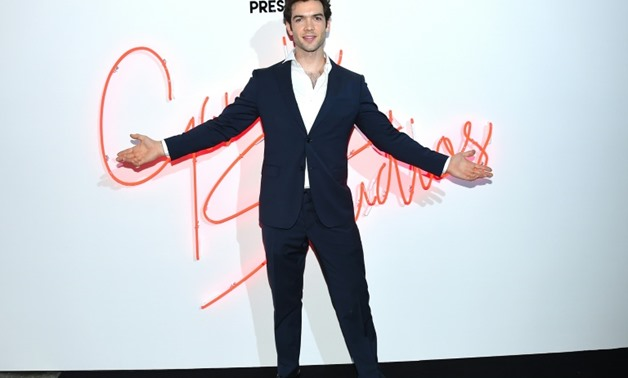 "Ethan Peck -- known for ABC sitcom ""10 Things I Hate About You"" -- will be unveiled in the second season of ""Star Trek: Discovery"" - AFP"