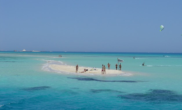 Egypt's Red Sea boasts thousands of tourists in July