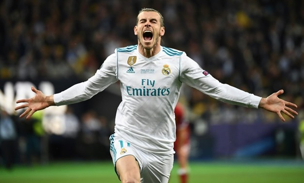 Fans in Latin America will be able to watch the likes of Gareth Bale and Real Madrid in the Champions League on Facebook this season - AFP/File / FRANCK FIFE