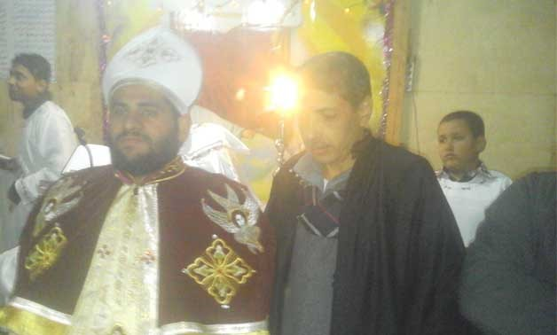 A new church was inaugurated in Minya Governorate - (Photo by Hassan Abdel-Ghaffar, Archive)