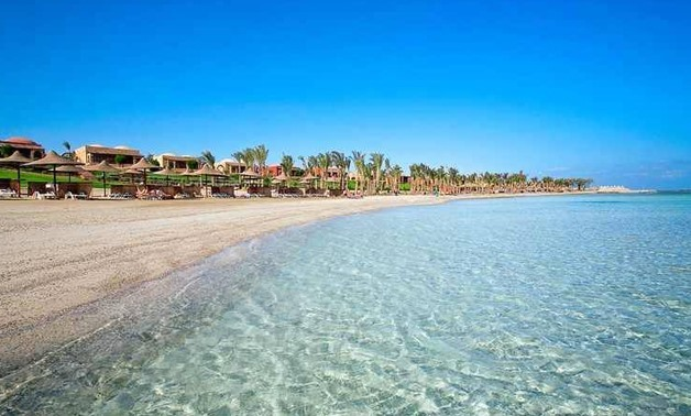 FILE: A beach at Marsa Alam - Best Places of Egypt Facebook page