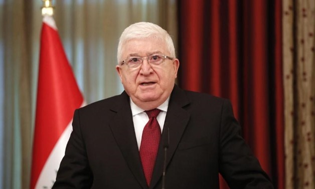 Exclusive: Fuad Masum talks ties with Egypt, challenges facing Iraq after IS loss