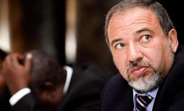 Israel's (then) Foreign Minister (now Defense Minister) Avigdor Liberman attends a meeting with the business community in Uganda's capital Kampala, September 10, 2009. REUTERS/James Akena