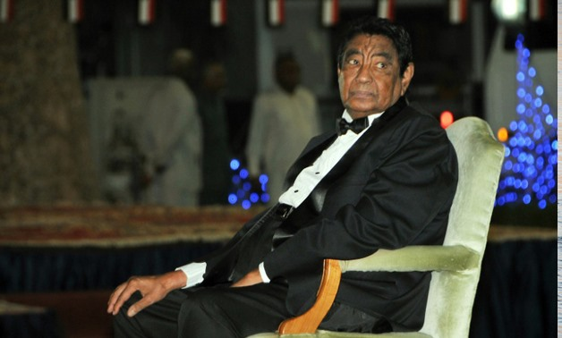 AFP/File / EBRAHIM HAMID Sudanese musical icon Mohammed Wardi attends a ceremony held to honor him in Khartoum