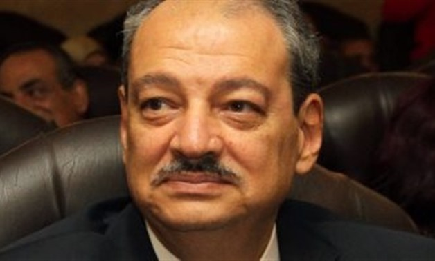 File- Egypt's Attorney General Nabil Sadek said