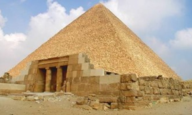 Pyramid of Khafre – Egypt Today.