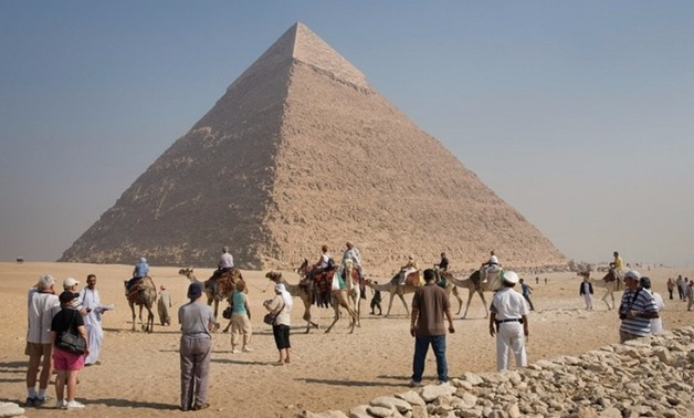 Egypt S Tourism Revenue Jumps 77 Pct In First Half Government Official Egypttoday