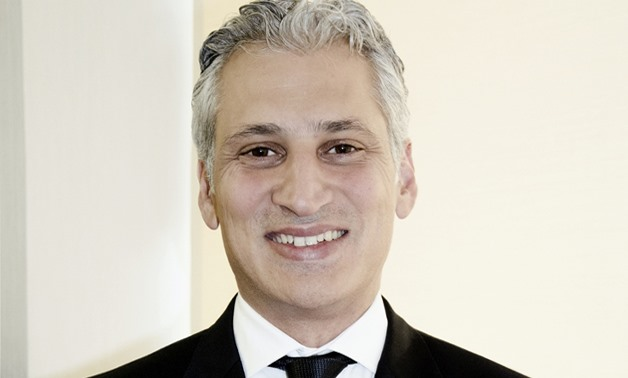 FILE- Mouayed Makhlouf, the IFC's regional director for Middle East and North Africa