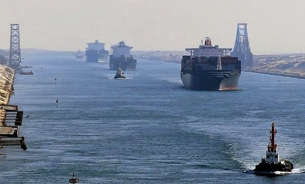 Photo courtesy of Suez Canal Authority official website