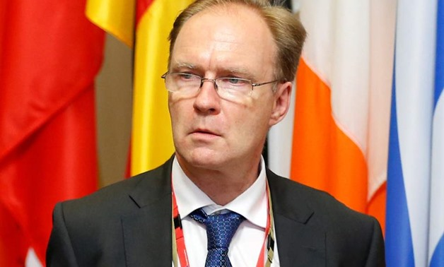 Britain's former ambassador to the European Union Ivan Rogers - Reuters