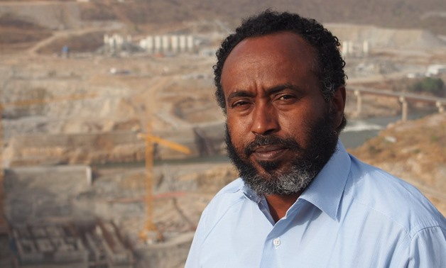 Filre - The project manager of a $4 billion Ethiopian dam Simegnew Bekele - Twitter