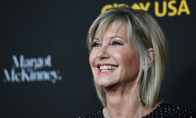 'Grease' star Olivia Newton-John said she has since undergone radiation treatment.