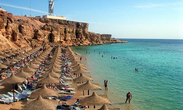 Tourism in Sharm El Sheikh (Creative Commons via Wikimedia commons)