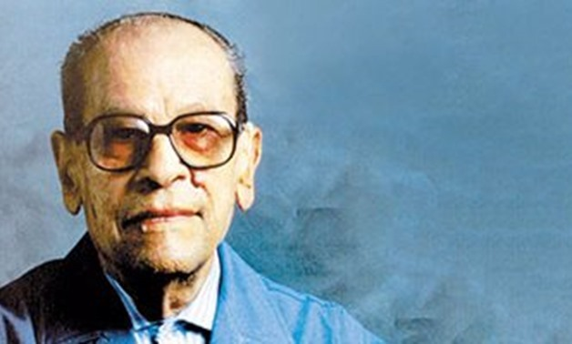 Legendary Nobel writer Naguib Mahfouz, who was born on December 11, 1911 – Egypt Today