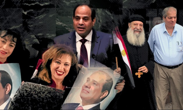 Egyptian expats welcome Sisi during 5th visit to U.S.