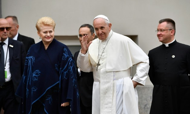 A 'precious gift' for Lithuania, according to the president