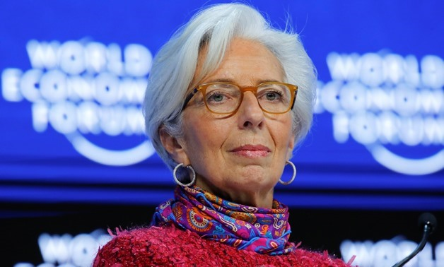 Egypt's economy shows strong signs of recovery: IMF's Lagarde