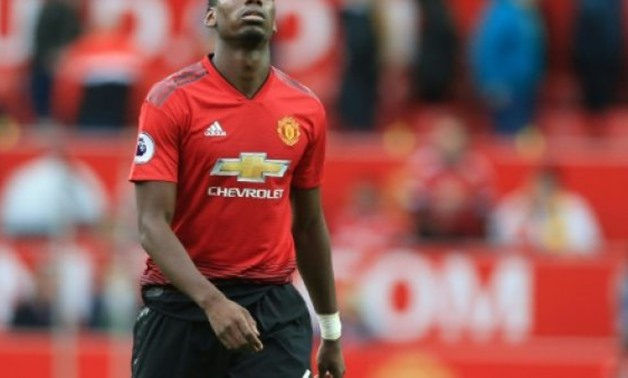 Manchester United's French midfielder Paul Pogba's fractious relationship with Jose Mourinho could worsen after he criticised the latter's tactics - AFP