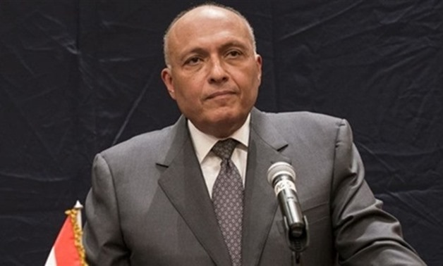 Shoukry participates in Arab FMs consultative meeting in NY