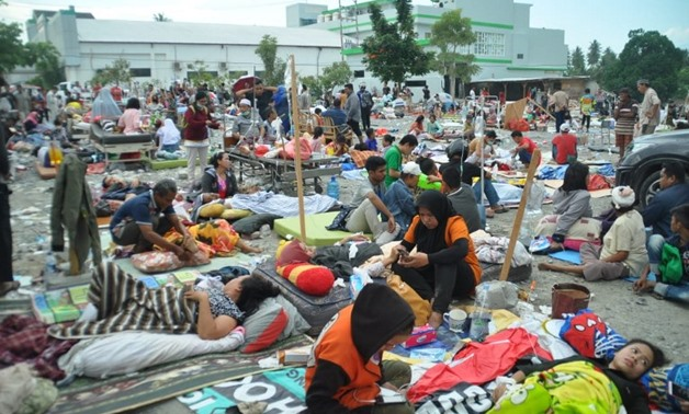 Reuters: Death toll jumps to 384 after tsunami, quake in Indonesia