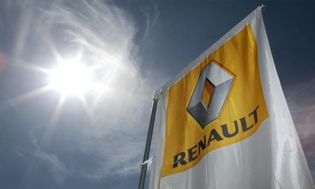 Renault French carmaker